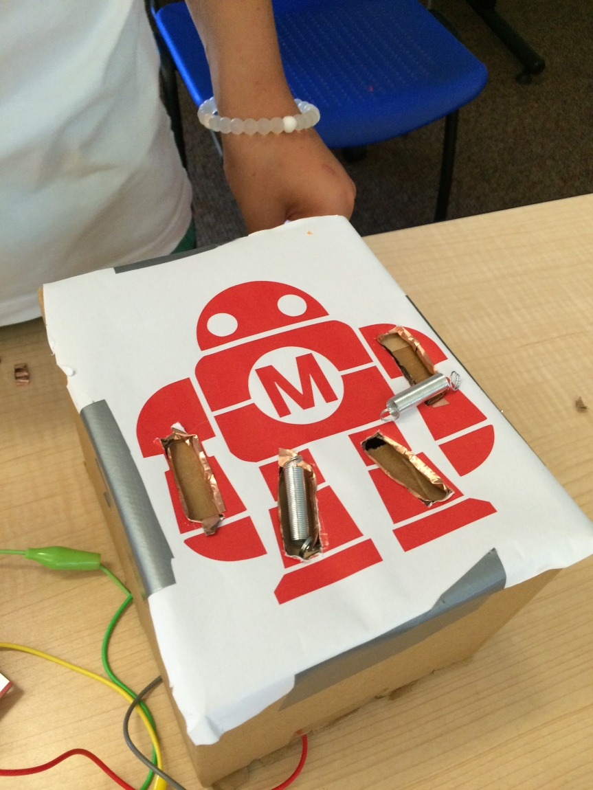 maker camp photo